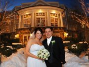 New Year's Eve Wedding at the Olde Mill Inn