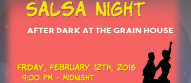 Salsa Night at the Grain House